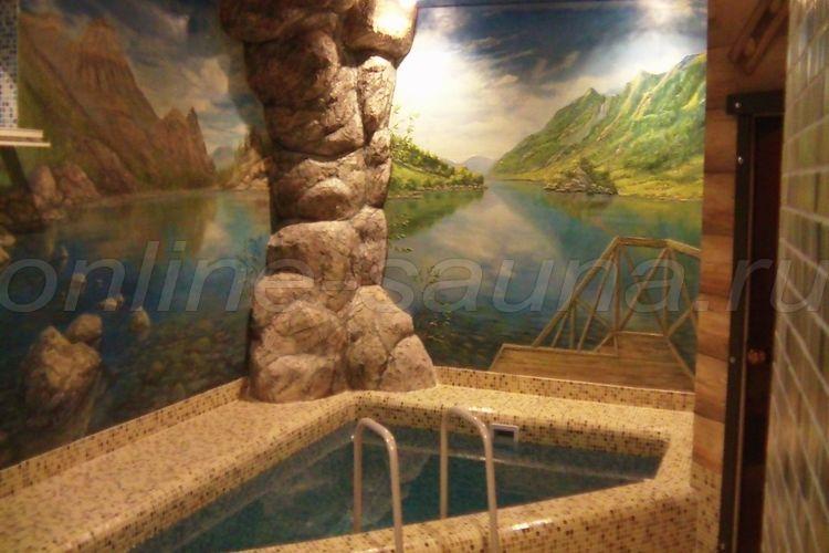 Лагуна, гостиничный комплекс