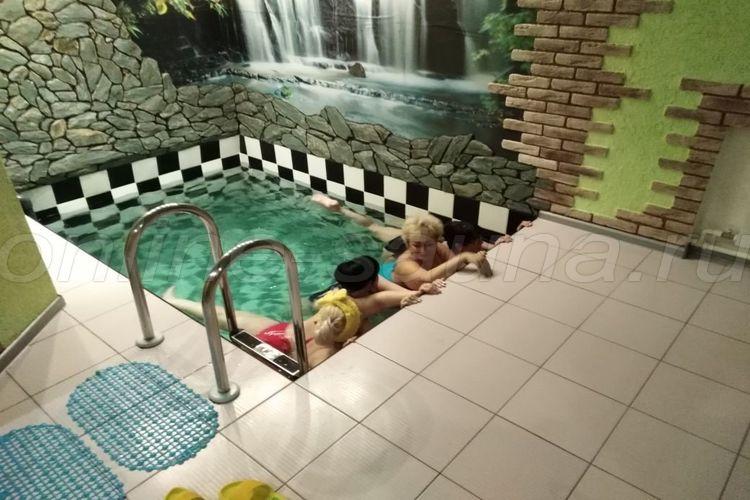 Источник, банный комплекс